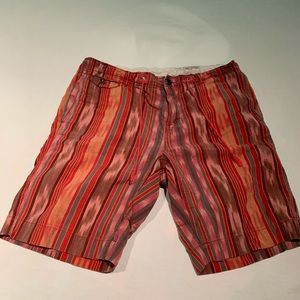 Ralph Lauren tribal shorts